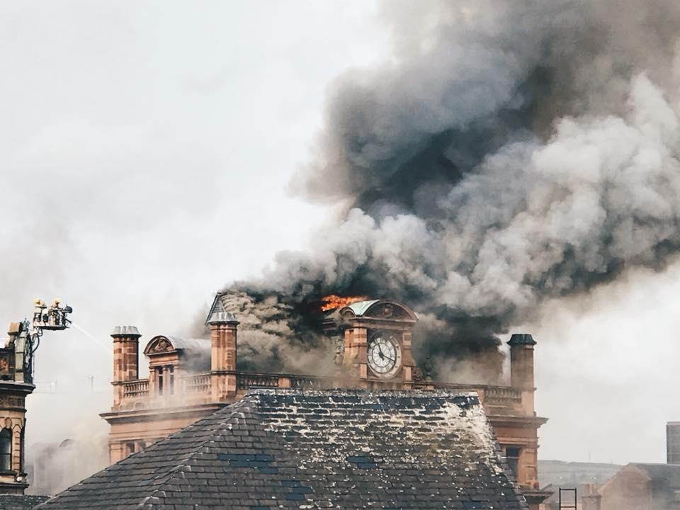 Belfast Primark fire: what next for retailers