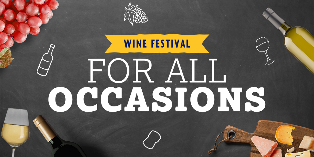 Nisa wine festival event offering up corking deals