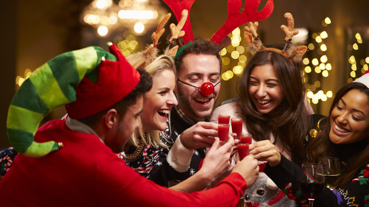 Plan your Christmas party right – New Study
