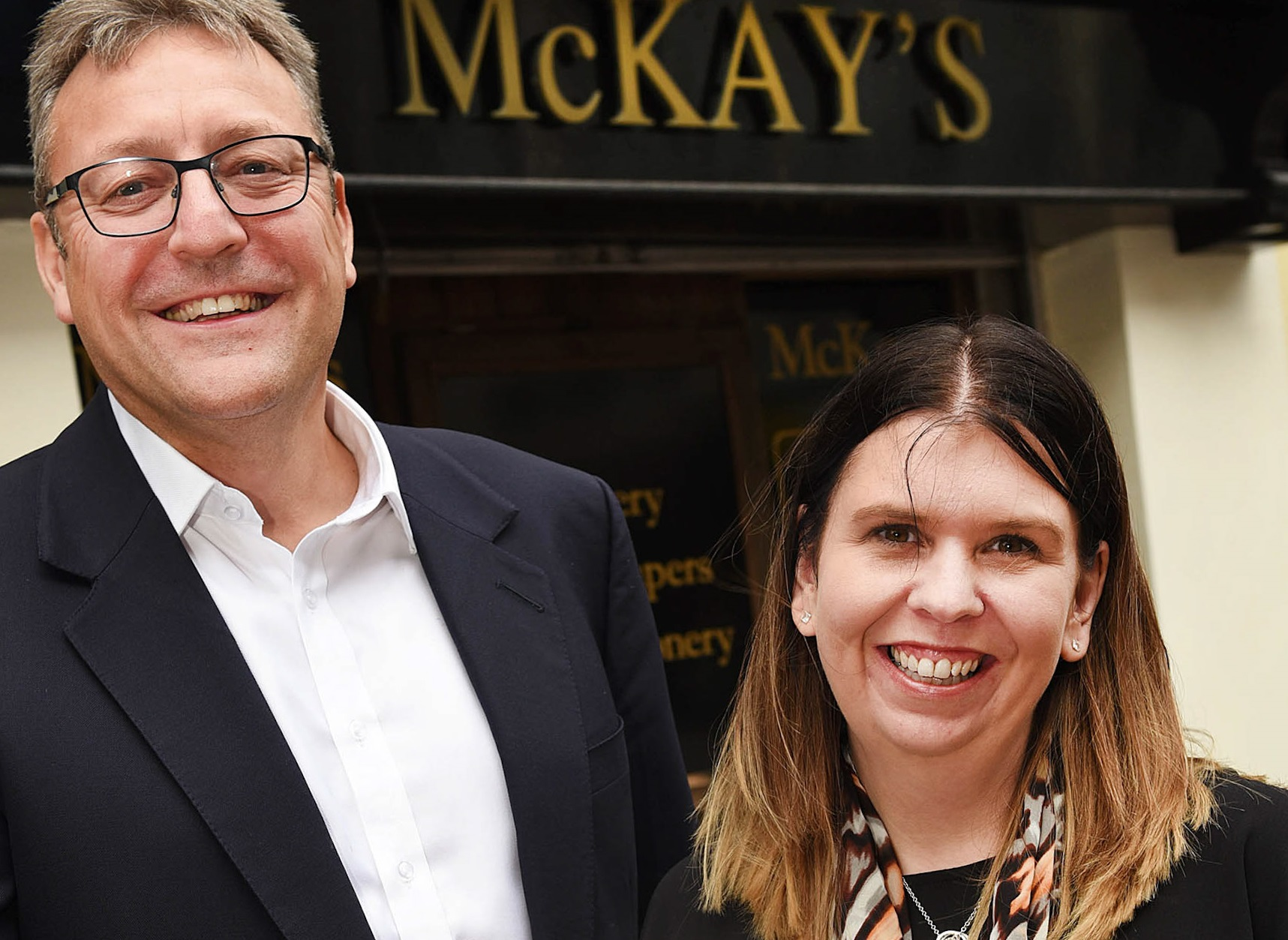 McKays awarded by National Lottery