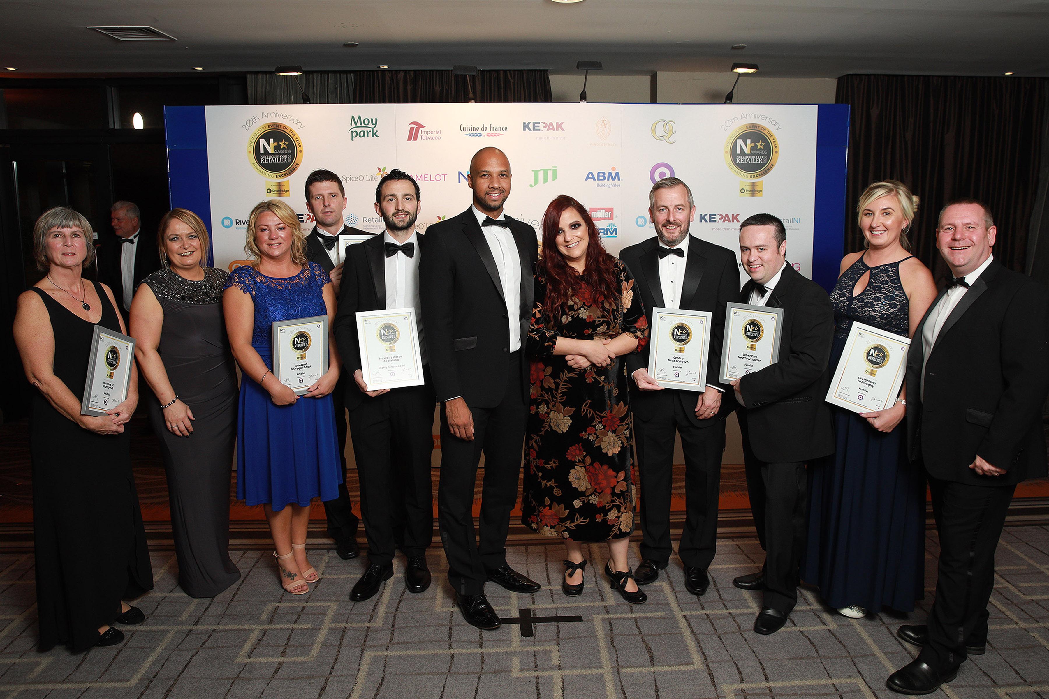 Neighbourhood Retailer Awards 2018 - Community Store of the Year finalists