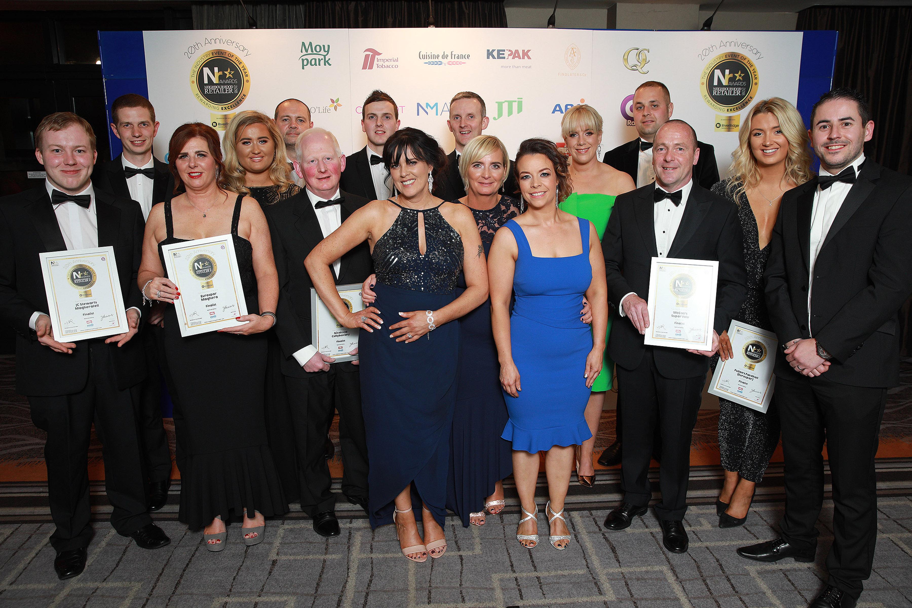Neighbourhood Retailer Awards 2018 - Fresh Food Store of the Year finalists