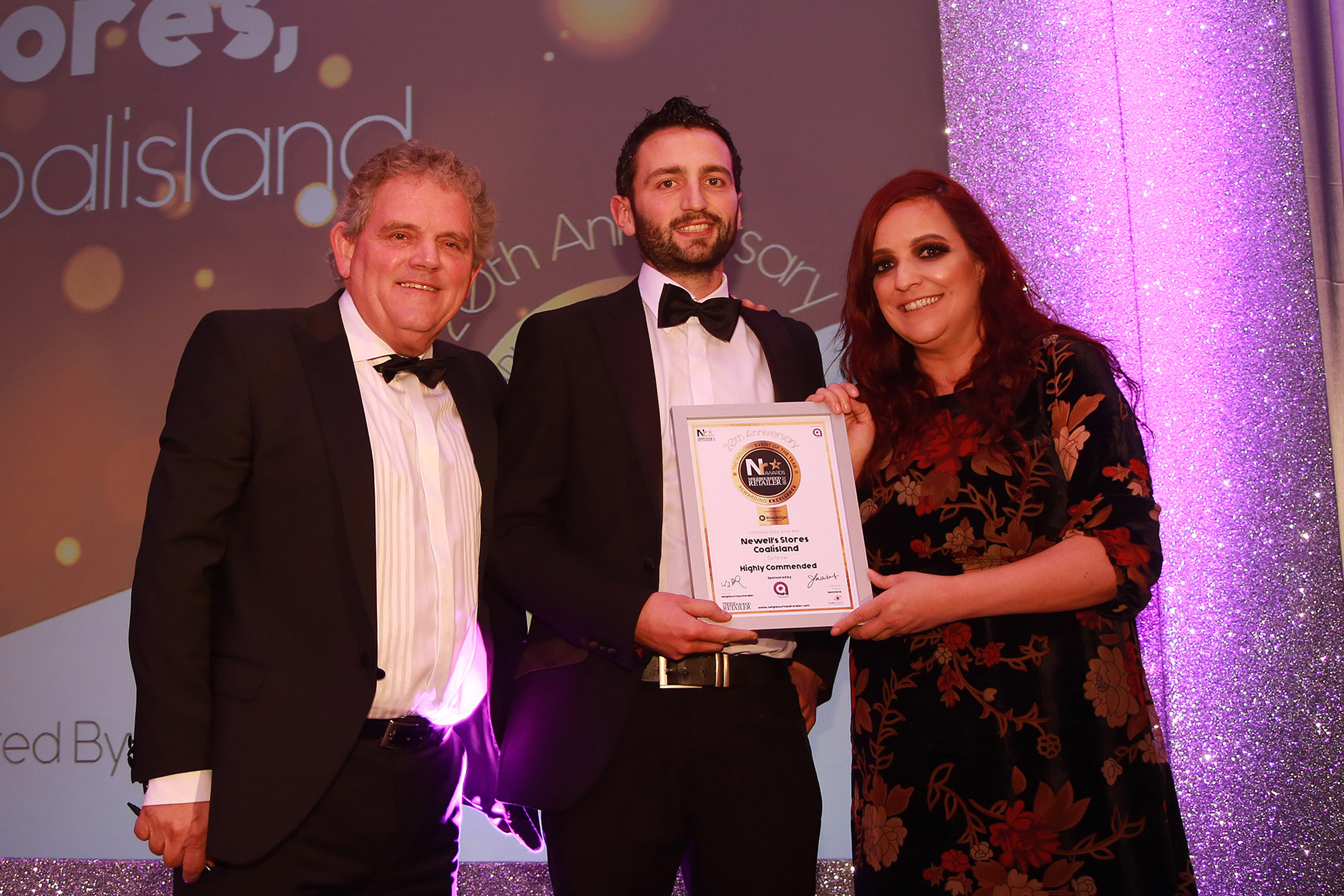 Neighbourhood Retailer Awards - Community Store of the Year highly commended