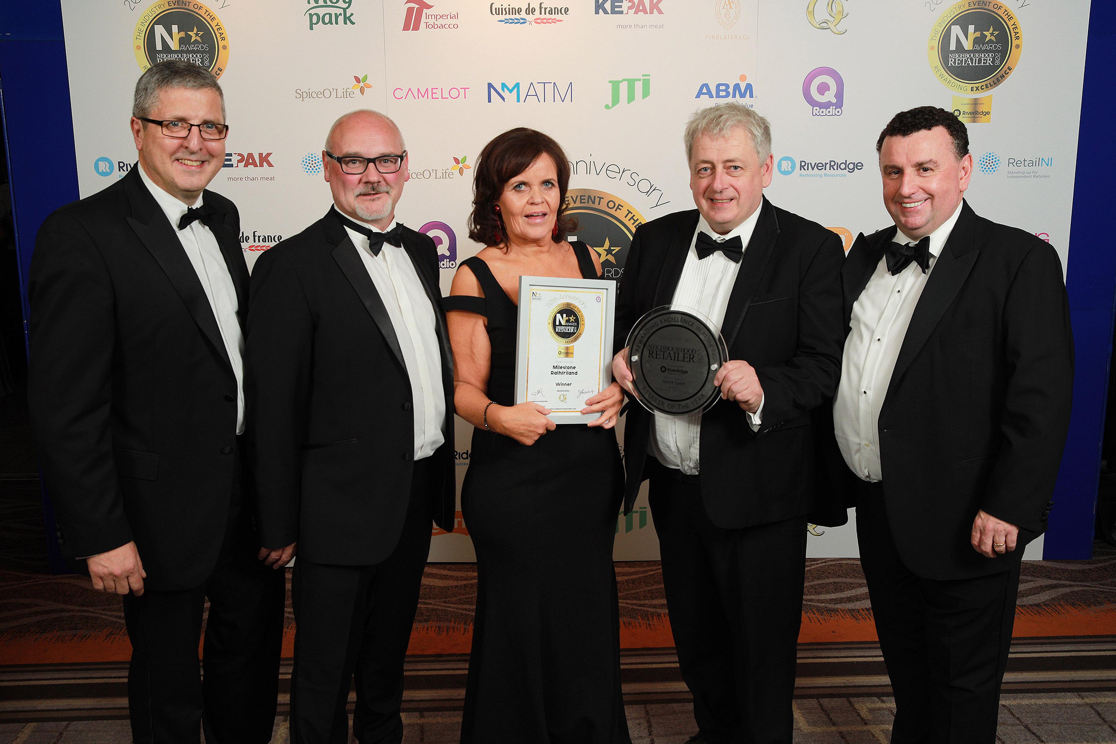 Retailer of the Year Neighbourhood Retailer Awards