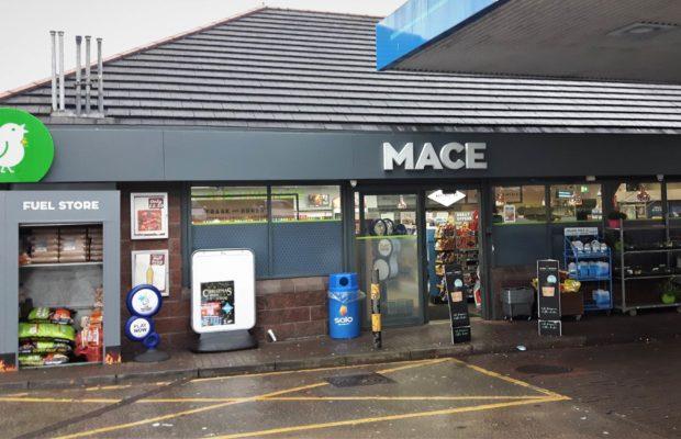 Moneen filling stations gets a 'Mace lift'