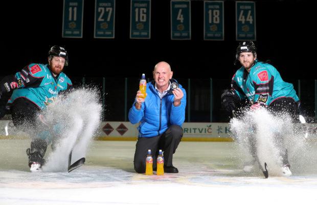 Energise Sport partner with Belfast Giants