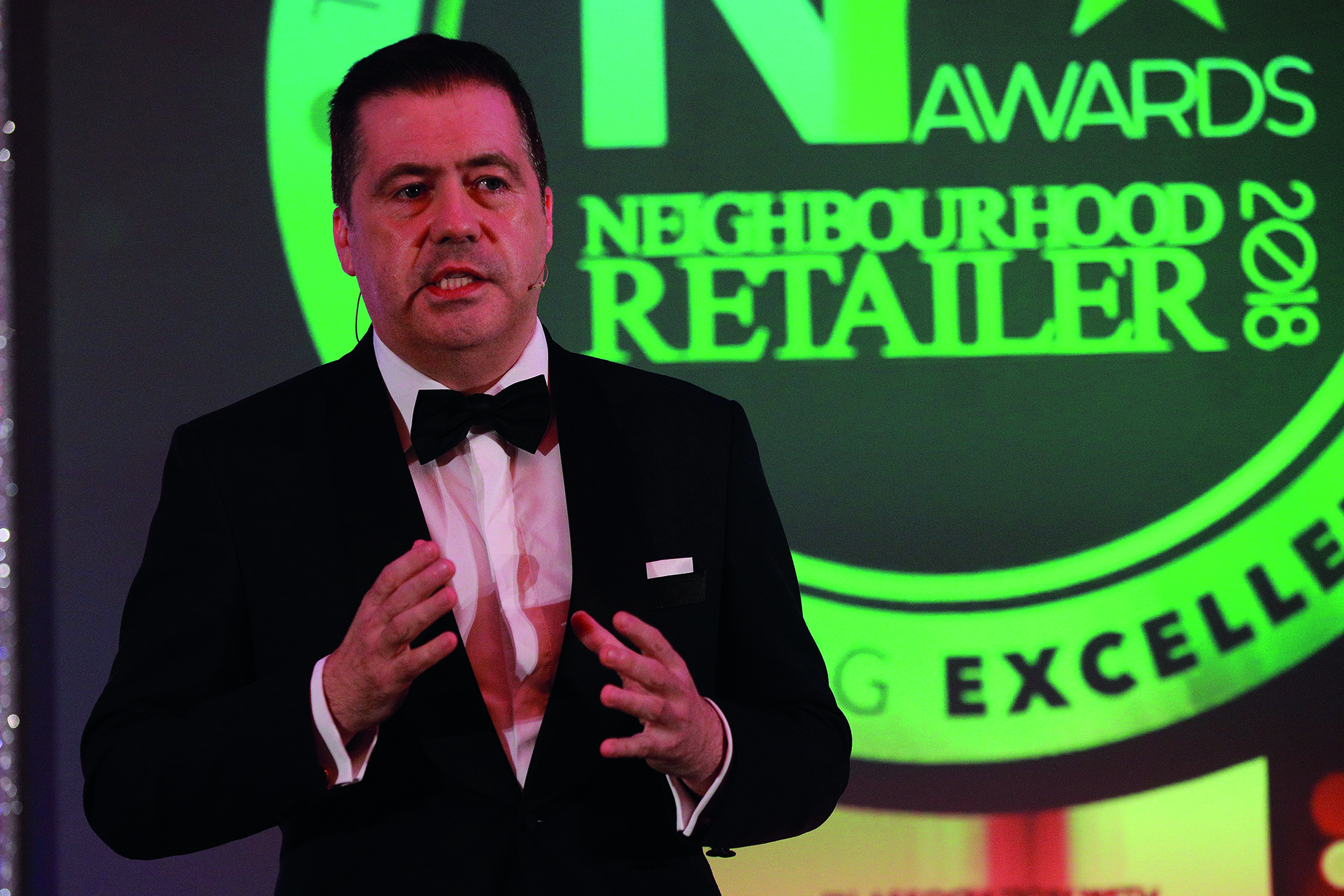 Putting the retail industry at the top of the agenda