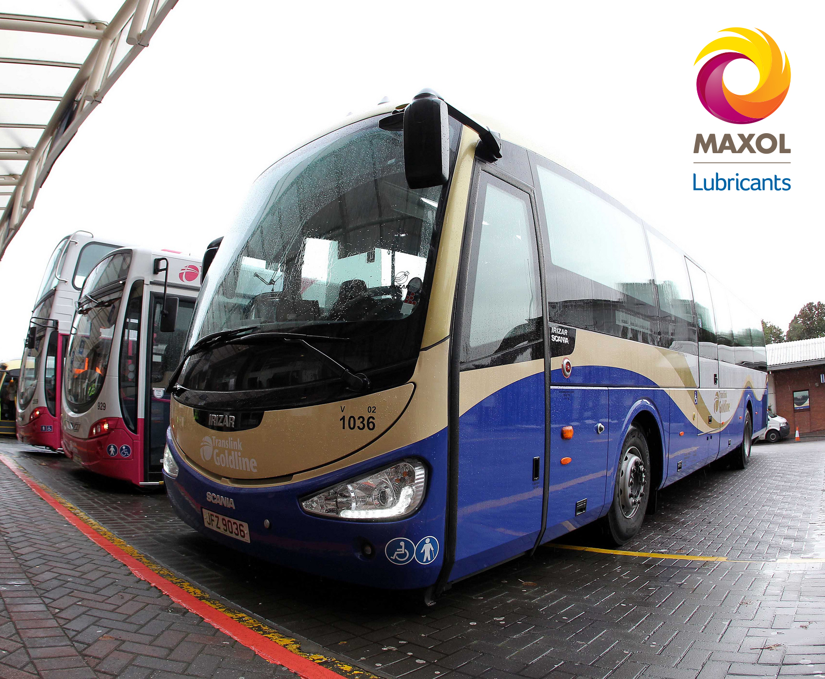 Maxol lubricants awarded contract with Translink Group