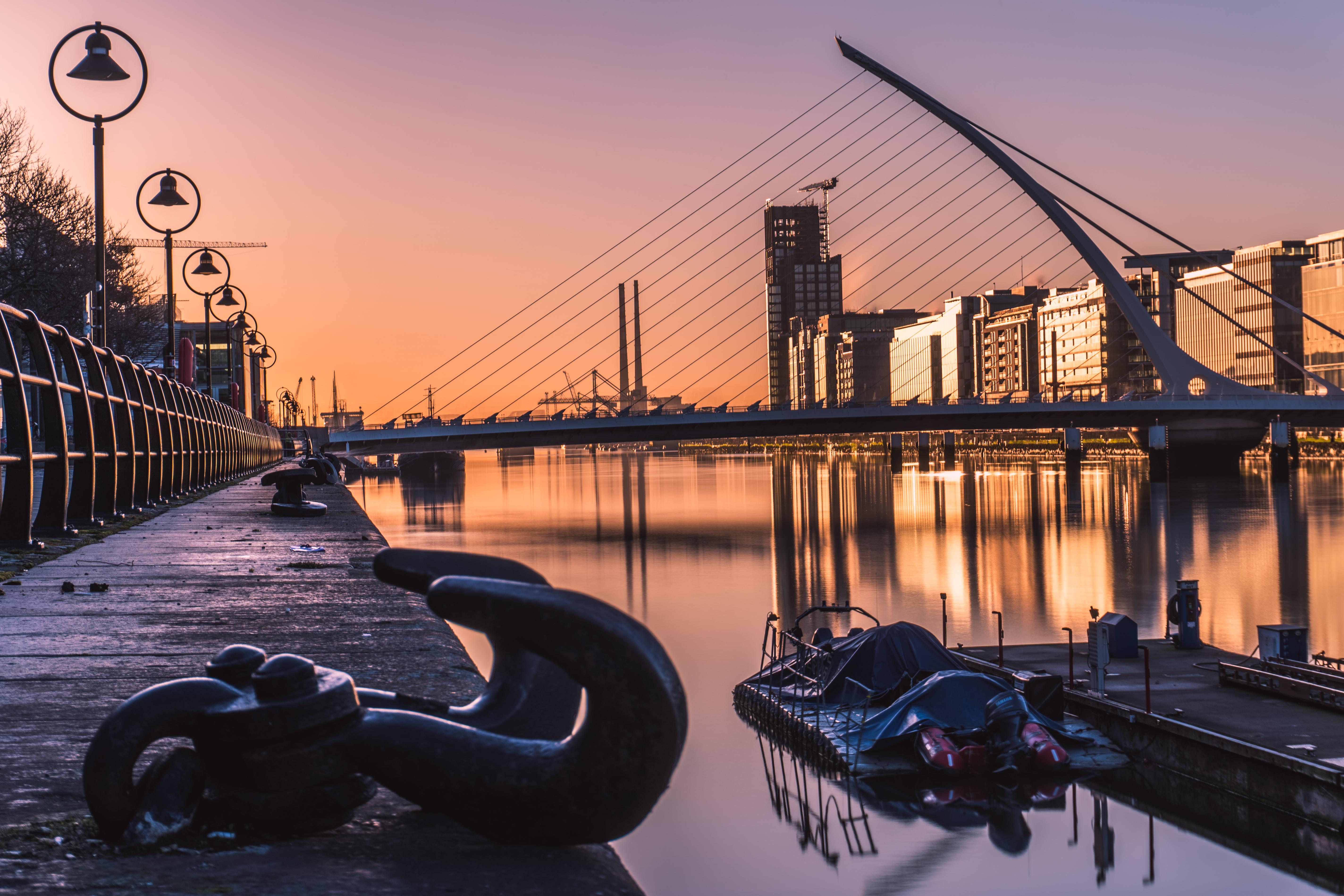 Dublin is Europe's biggest Brexit benefactor