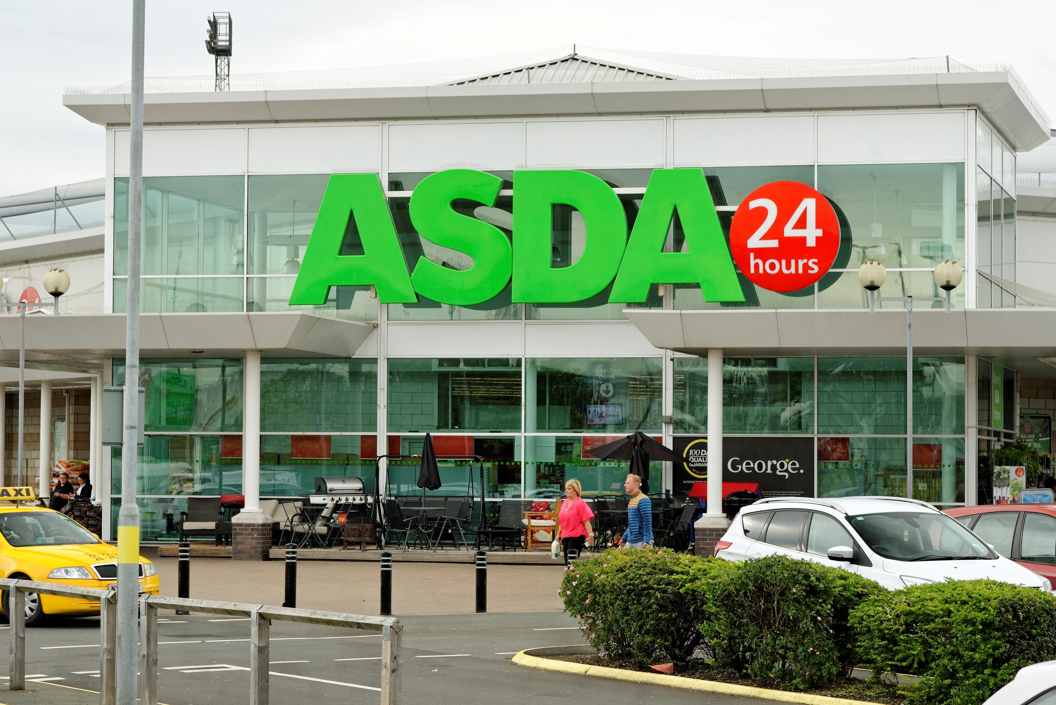 Asda named second-largest supermarket