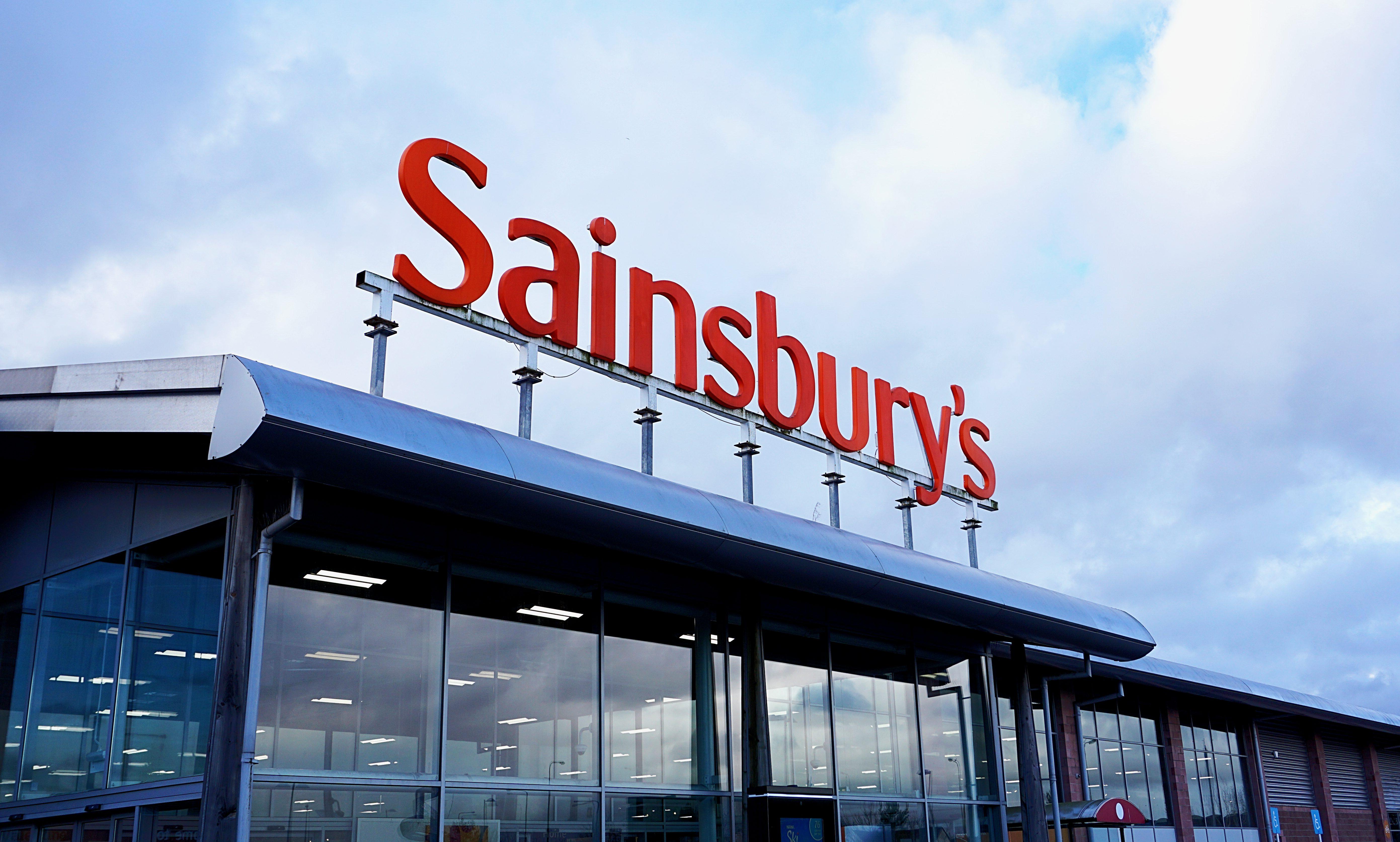 Sainsbury's reclaim position as UK's second largest supermarket