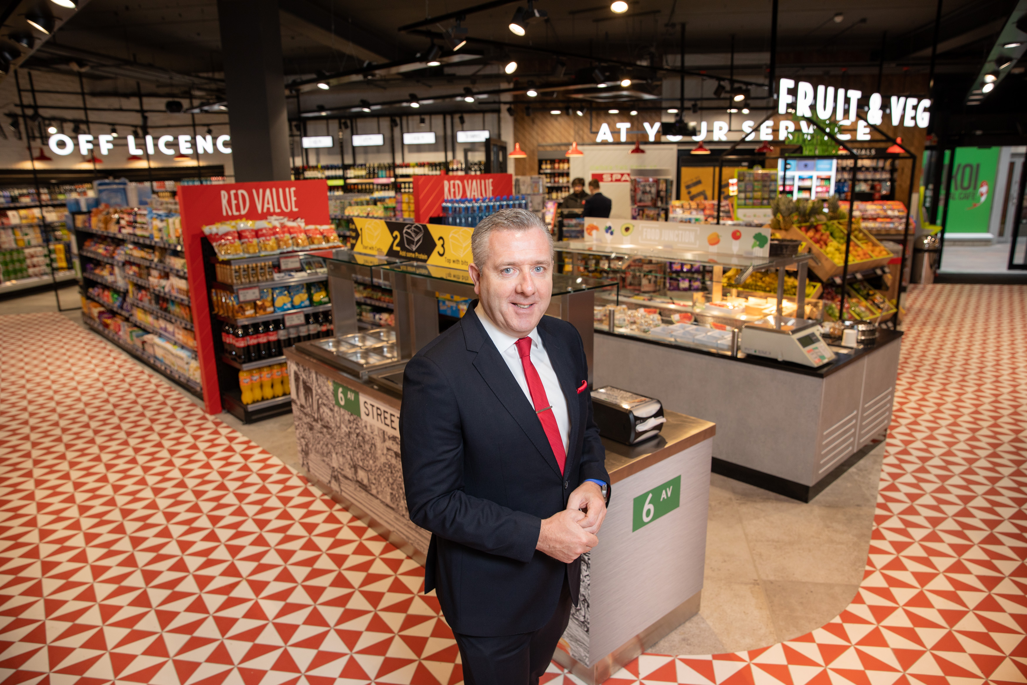 Sustainable success for Spar with fresh strategies and food-to-go