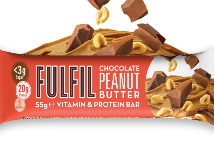 FULFIL launch new protein bar