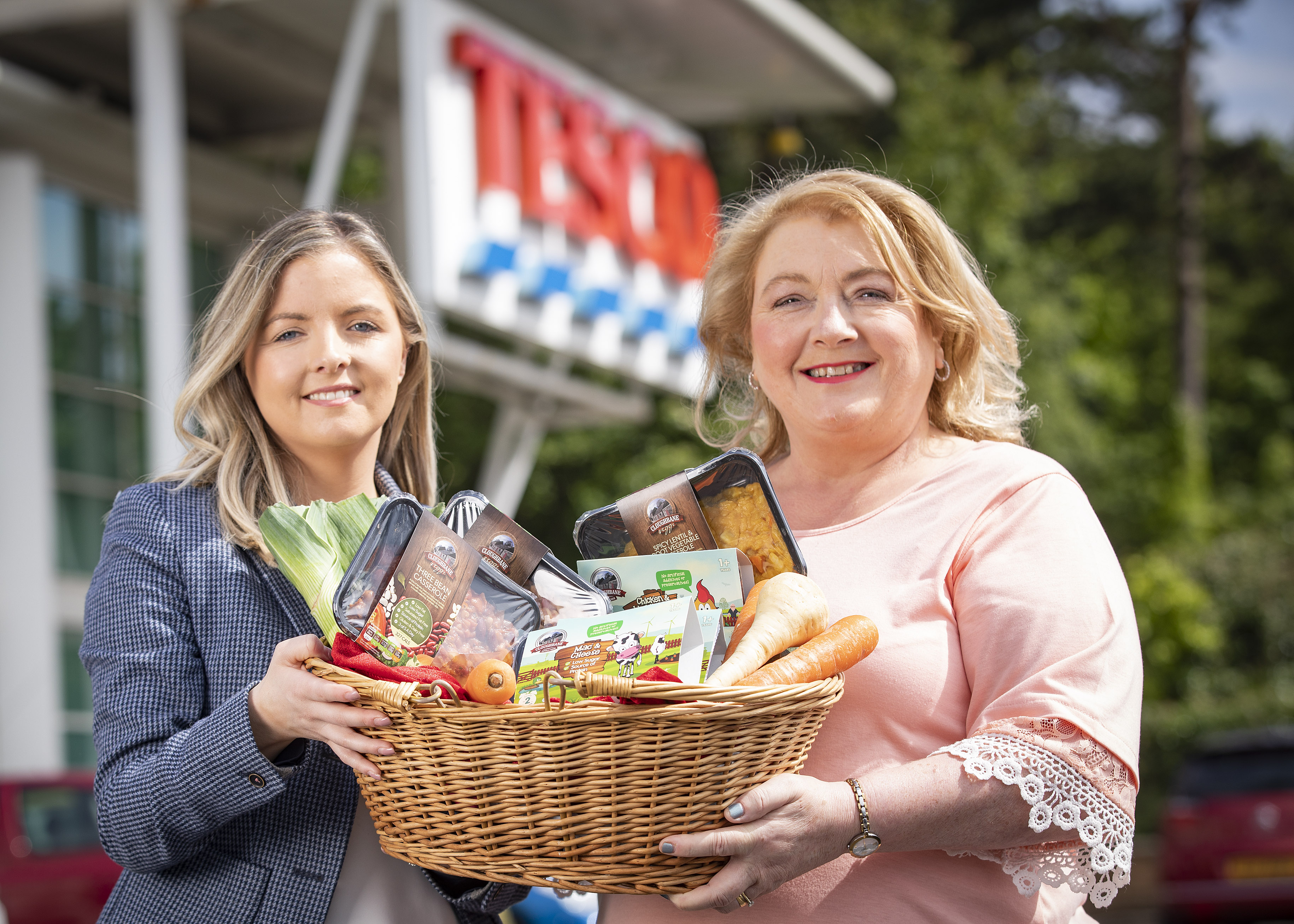 Granny's nurturing instinct leads to new listing with Tesco NI