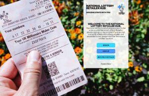 National Lottery Retail Hub