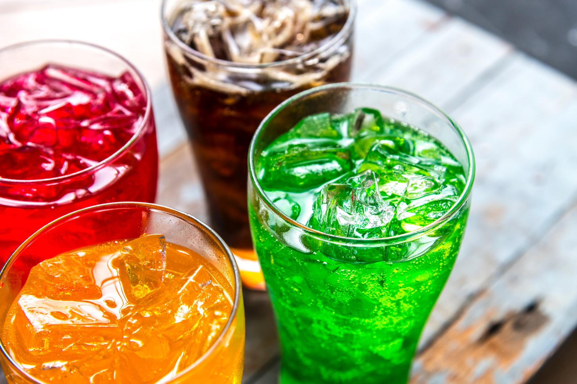 Report: soft drink market