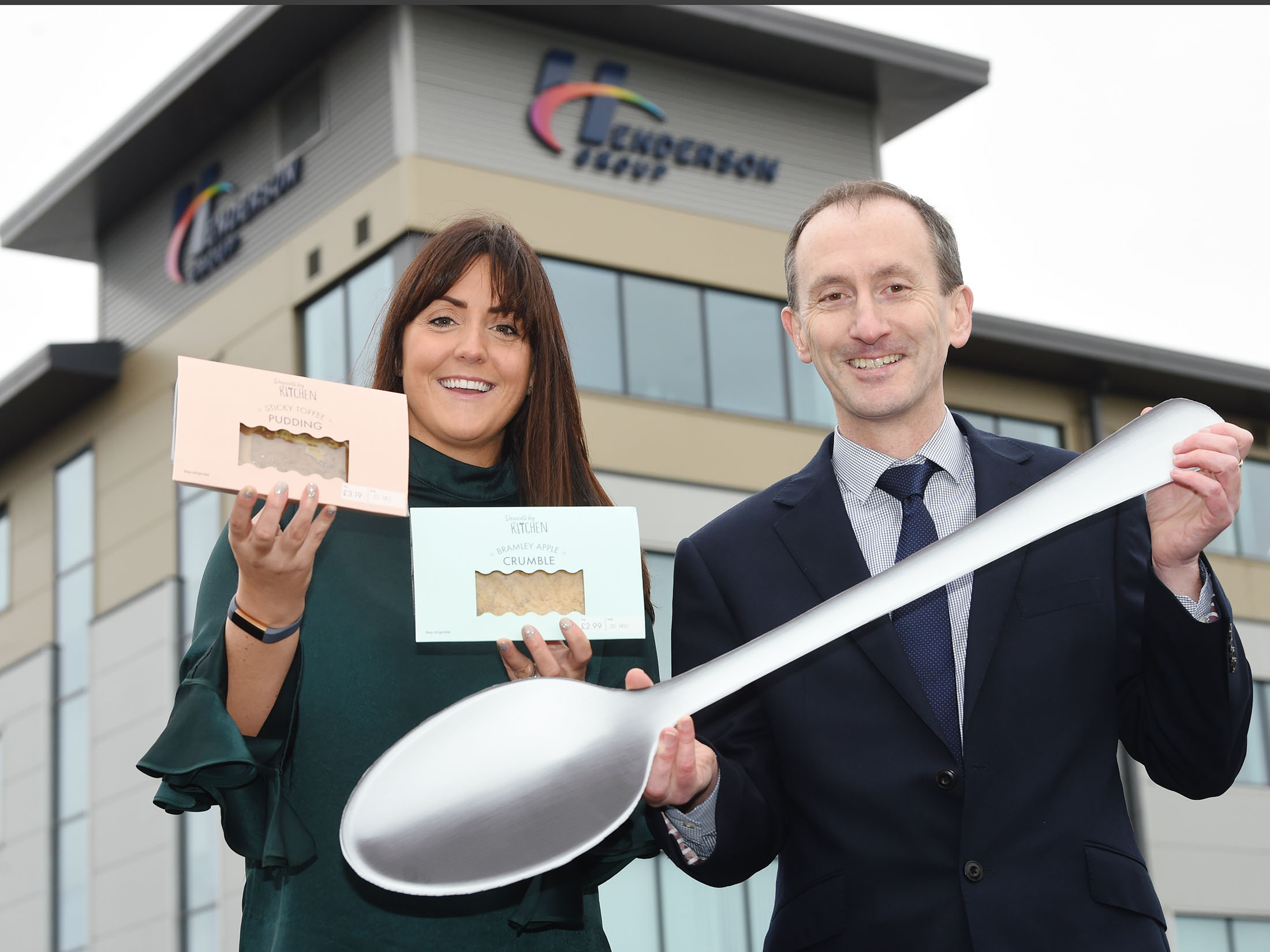 Henderson Group celebrate sweet success with Great Taste Awards