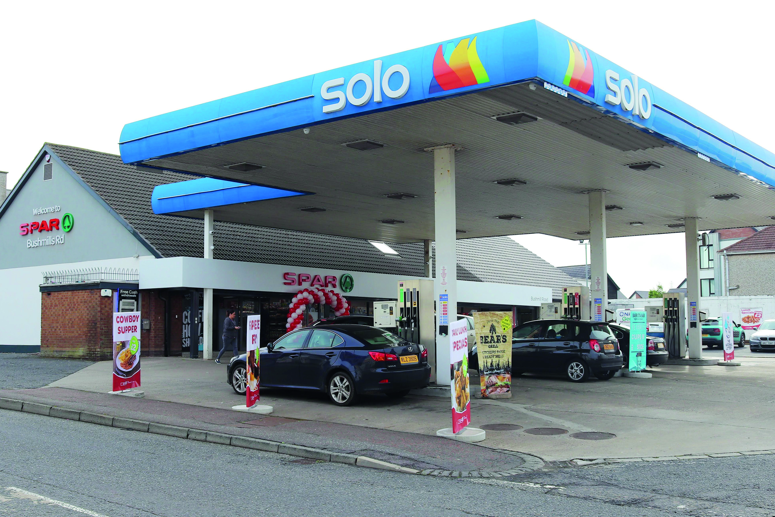 A new lease of life for Bush Service Station