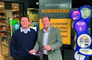 Robinson's Supermarket
