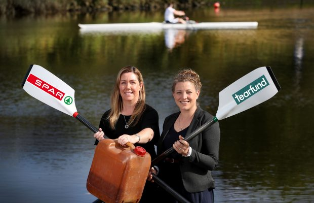 SPAR takes to the water for Tearfund's life changing campaign