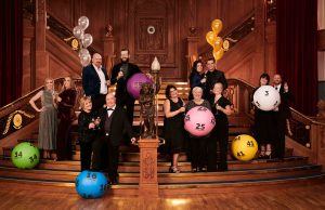 National Lottery 25th Birthday