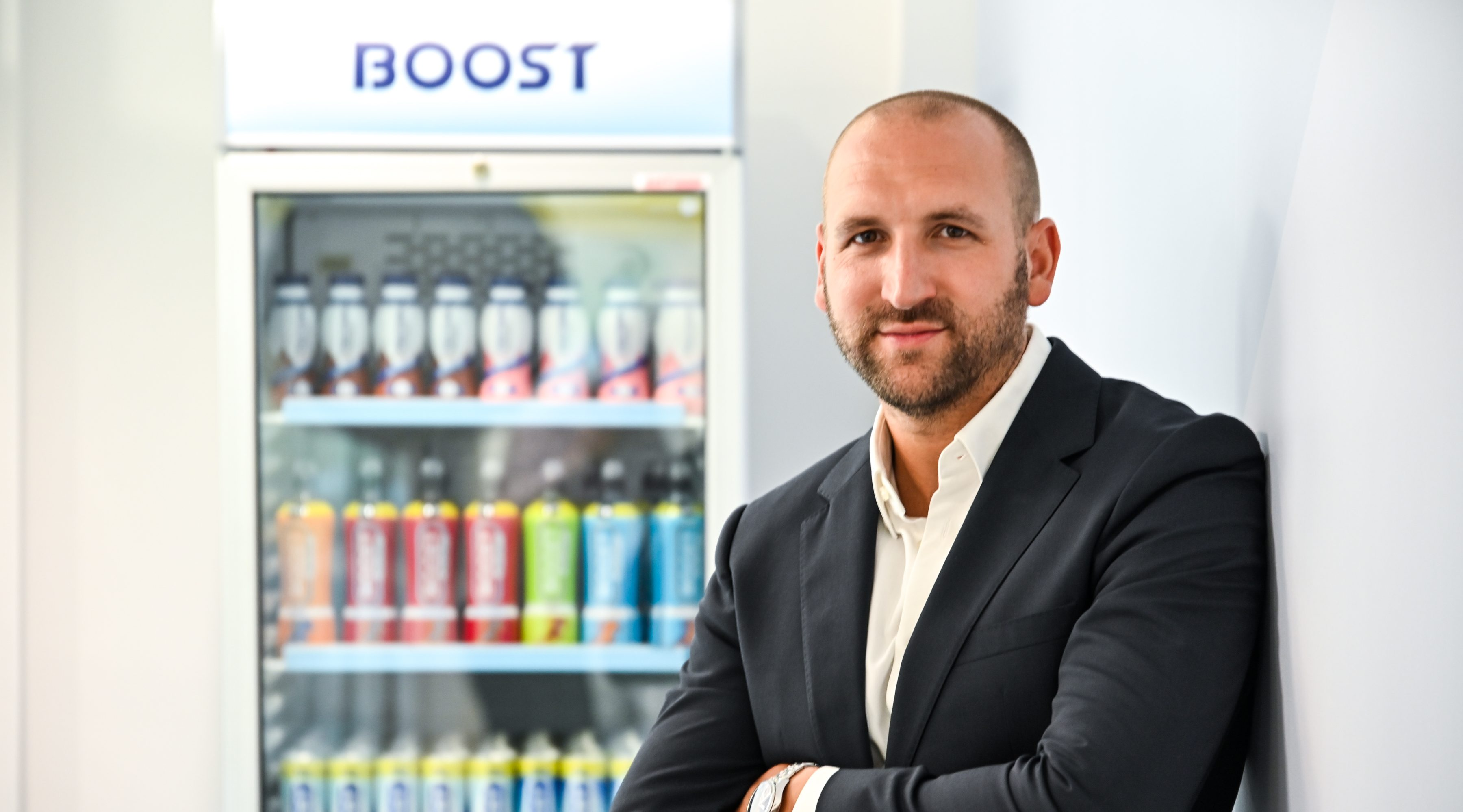 Boost Drinks appoints new marketing director