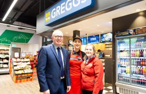 Greggs Spar partnership