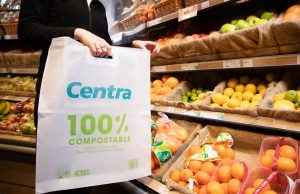 Centra launches 100% compostable bags