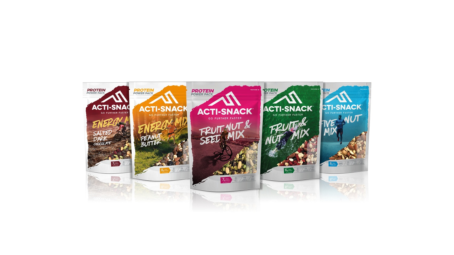 ACTI-SNACK launches the next generation of sports nutrition snacks
