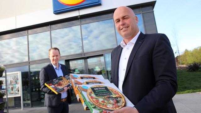Crust & Crumb Scoops £24m pizza deal at Lidl