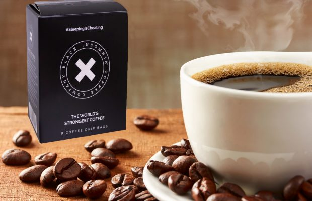 Black Insomnia first to launch 100% compostable coffee pods in the UK