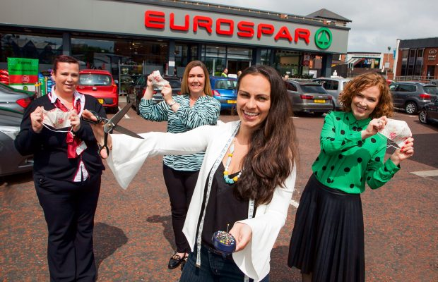 Spar collaboration to provide 20,000 face coverings in NI