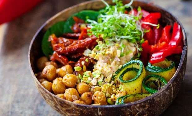 Quarter of millennials say COVID-19 has made vegan diet more appealing