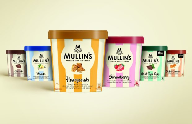 Mullin's expands ice cream range with four exclusive new flavours
