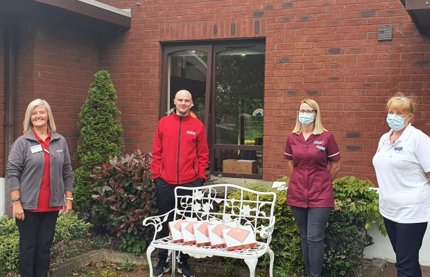 Retailer gives care home residents communication lifeline