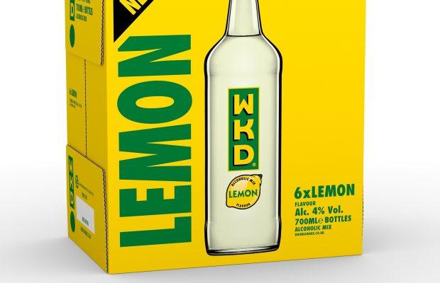 WKD launches lemon flavour