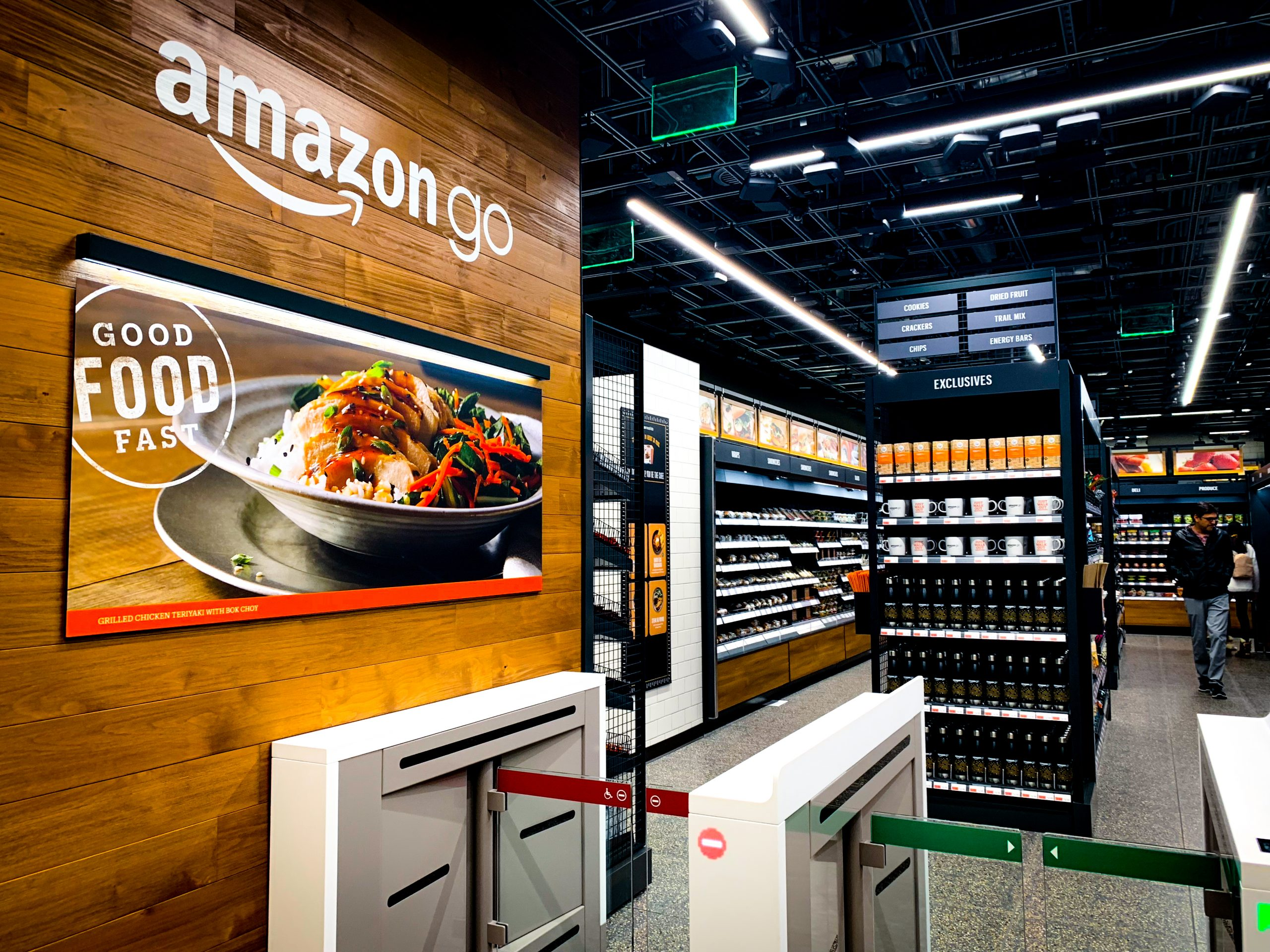 Is Amazon Go the answer to improving the shopping experience?