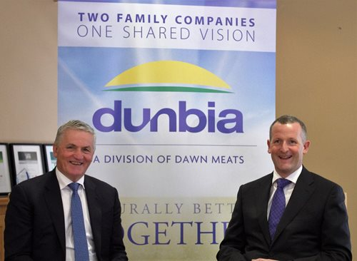 Dawn Meats and Dunbia Meats Deal Completed