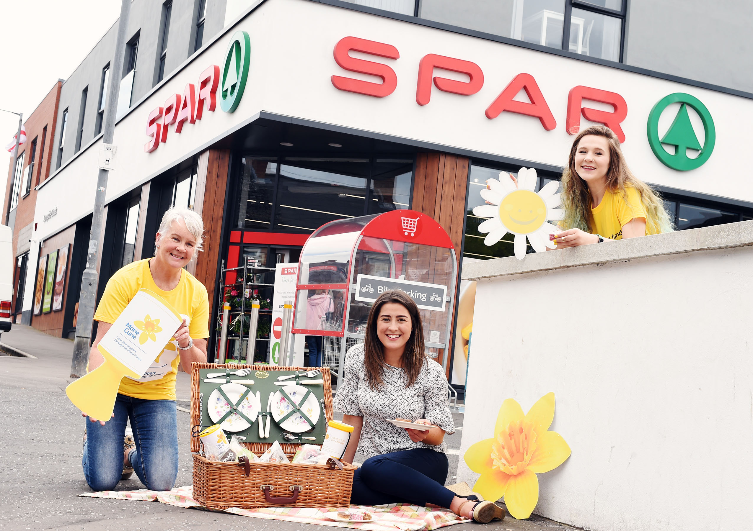 NI Charities gear up for first official fundraiser since lockdown with Pick Me Up Picnic