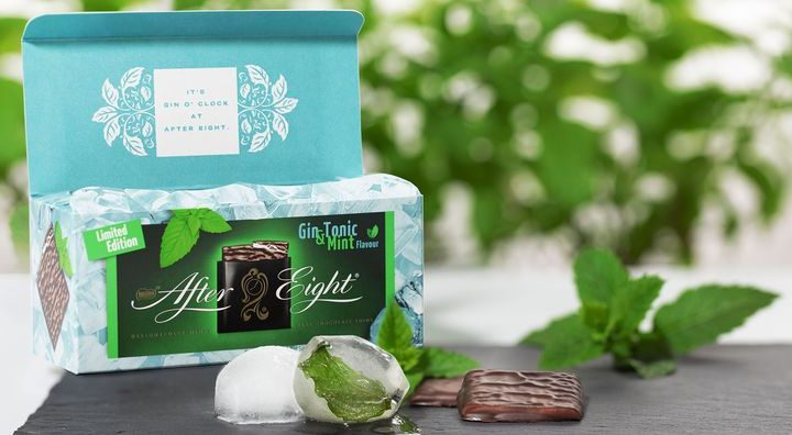 New Gin and Tonic flavoured After Eights are coming soon