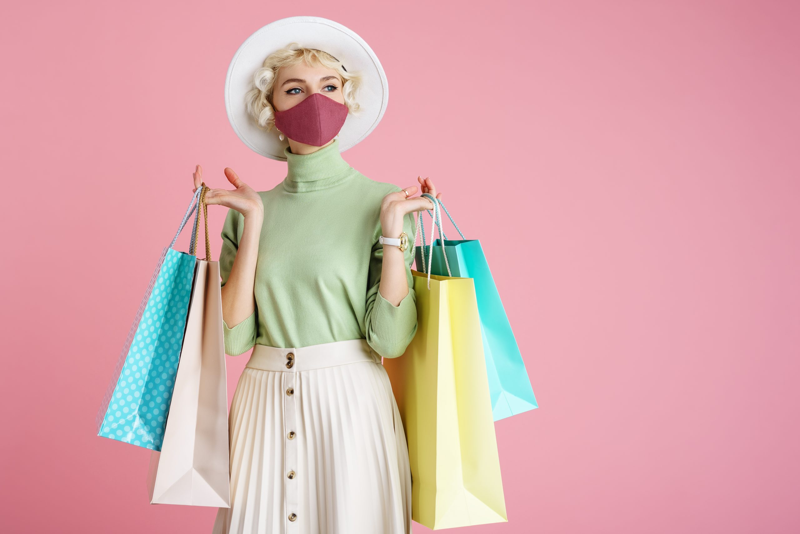Mandatory Masks – Shoppers Must Comply or Face FPN