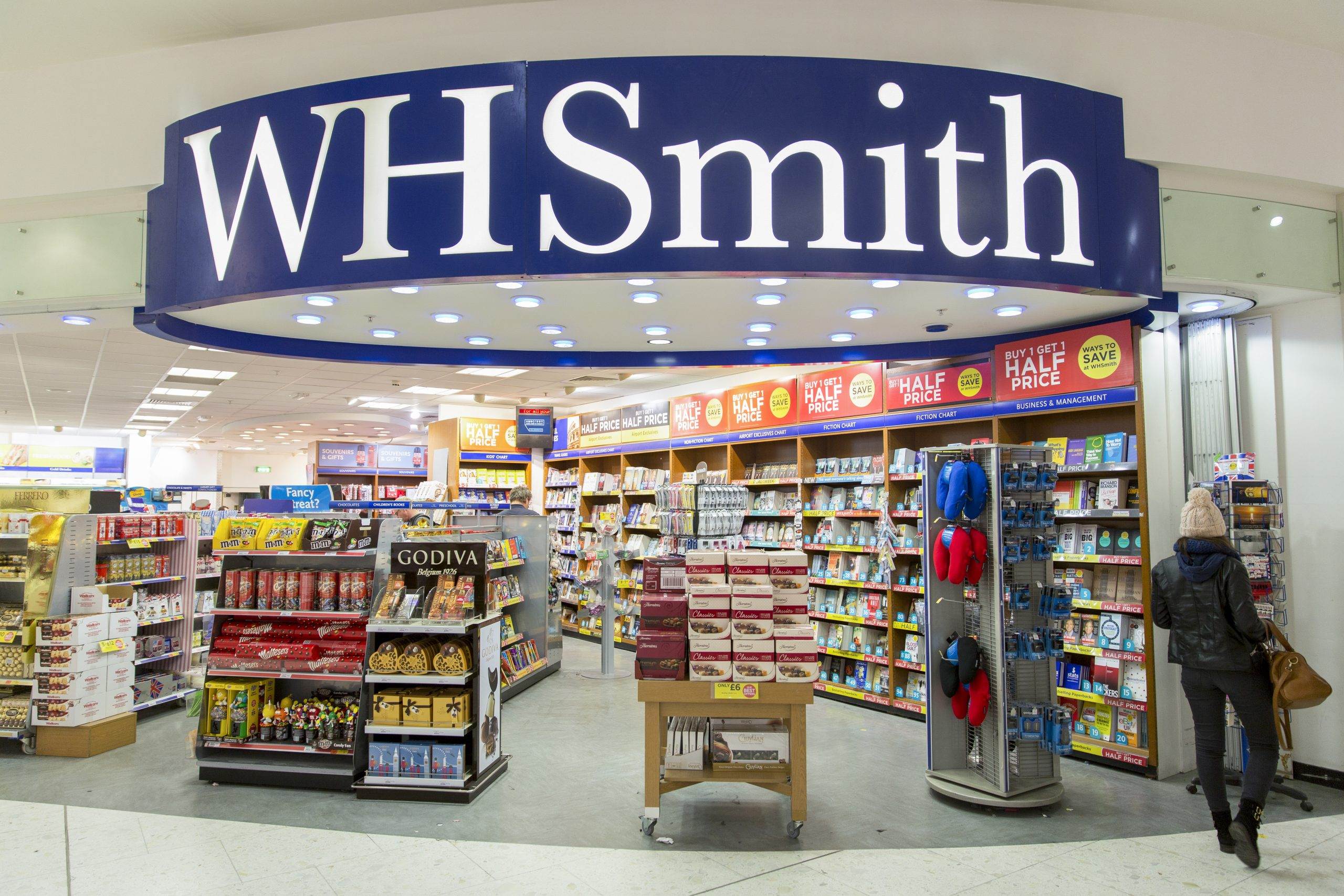Retail NI comments on WH Smith jobs cut and warns of high street emergency