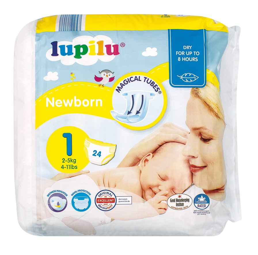 Nappy Days at Lidl