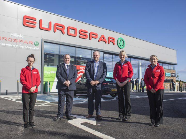 Henderson Retail opens latest new build with £3m Millisle supermarket