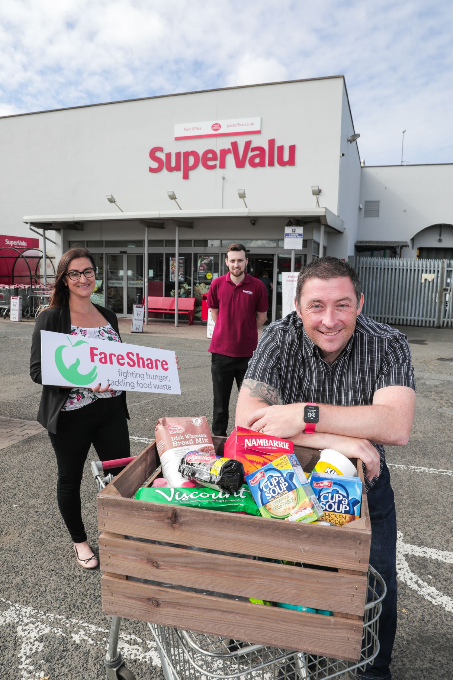 Musgrave NI Trials New System to Reduce Food Waste