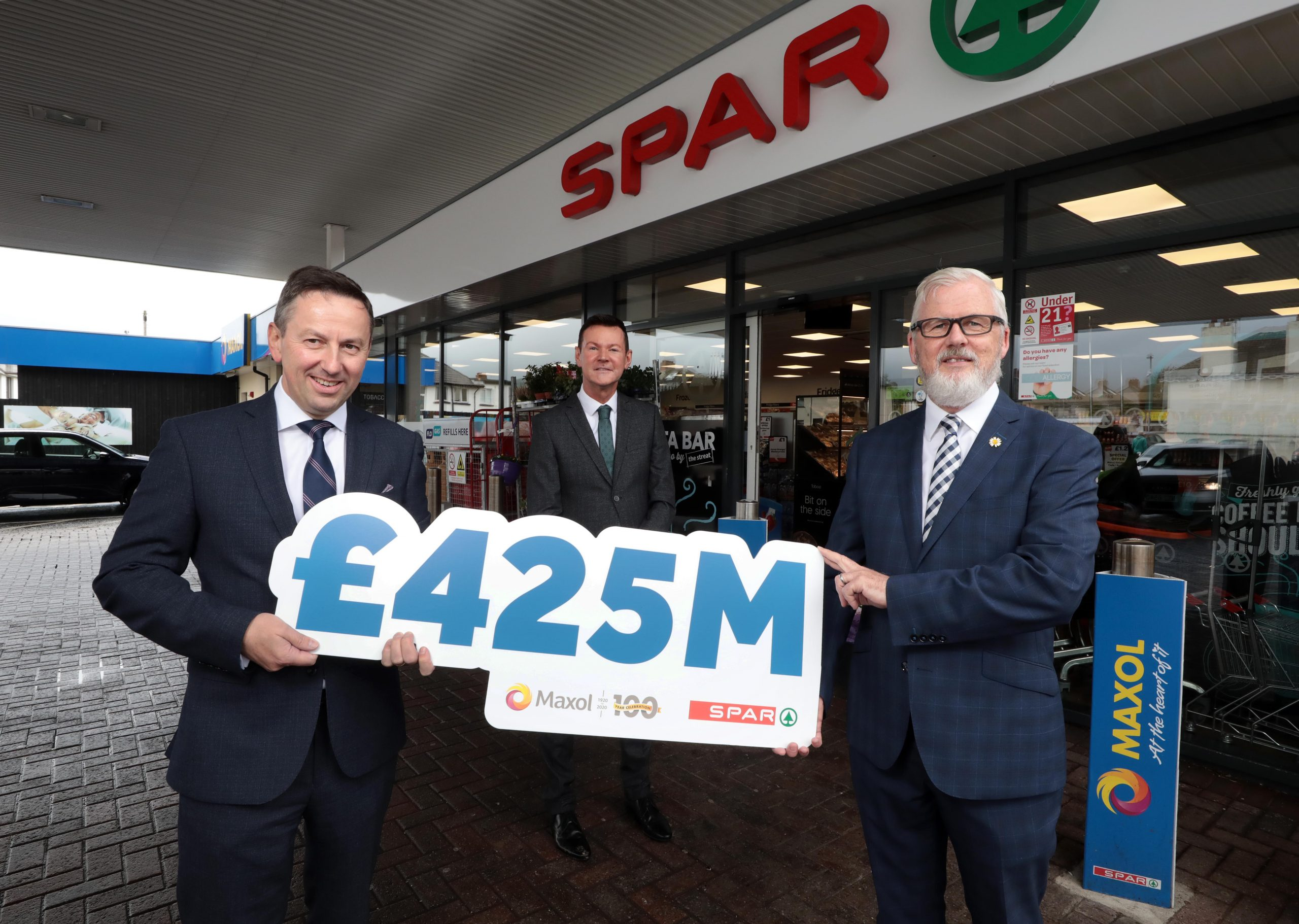 Maxol And Henderson Group renew contract with £425M deal