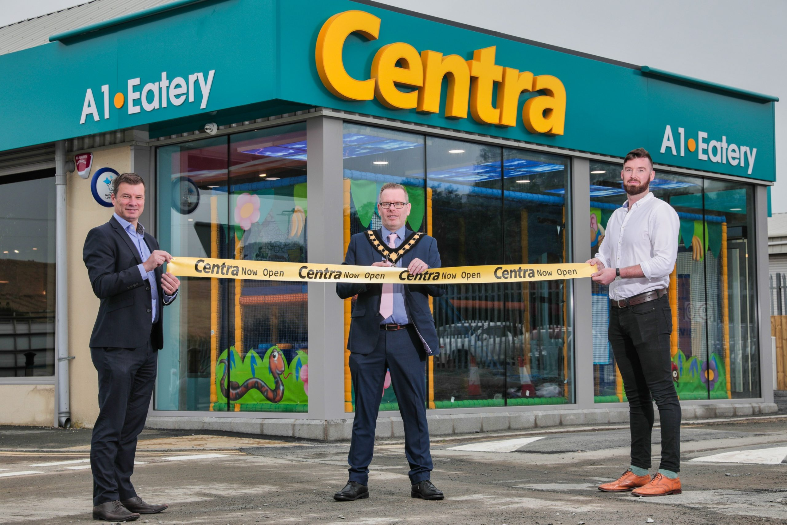 Drive-Thru First for Convenience in Northern Ireland