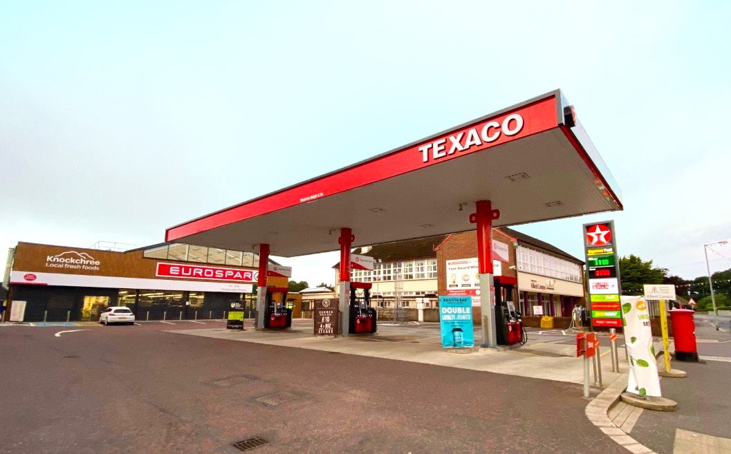 Henderson switches two more sites to Texaco