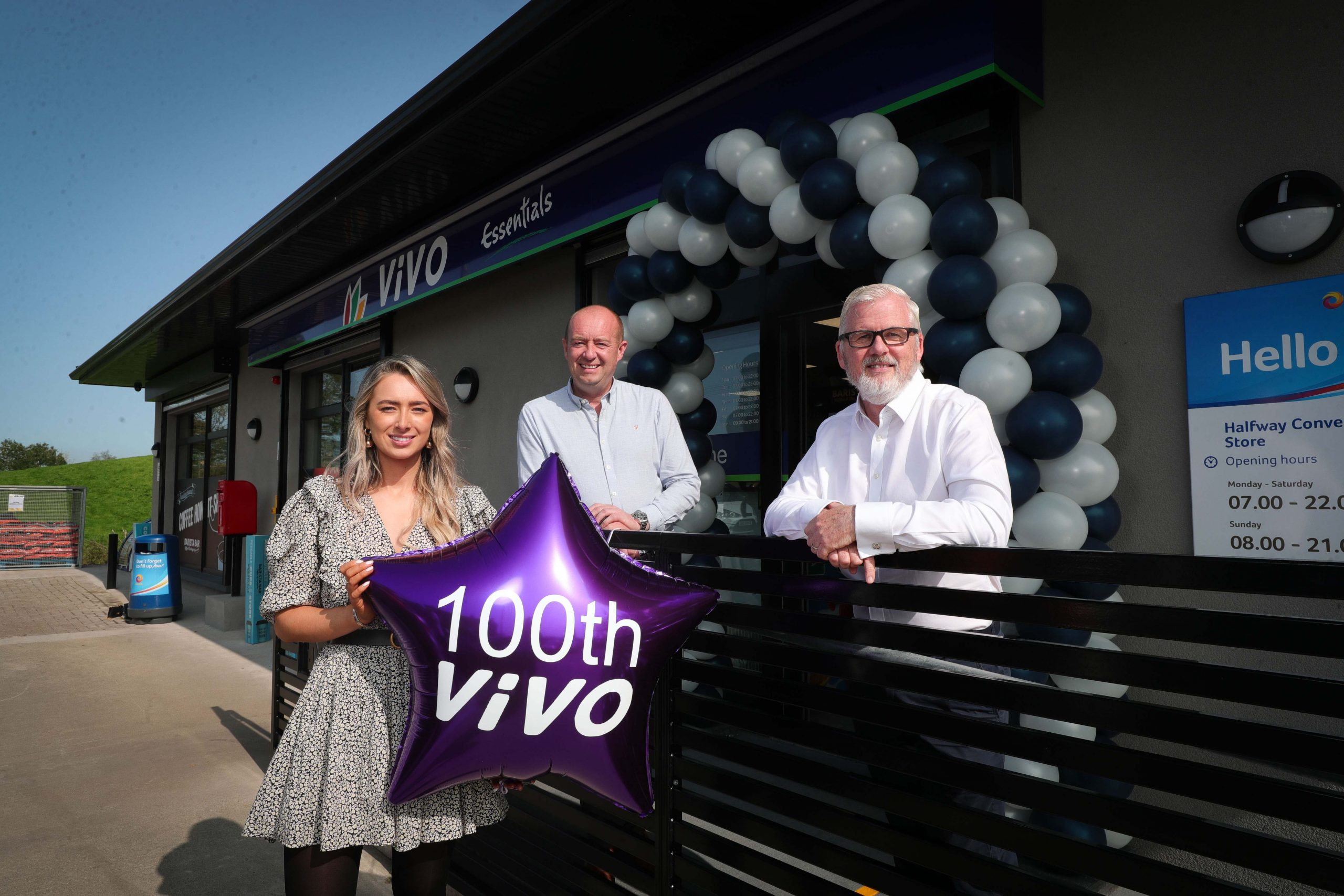 ViVO marks major milestone – one hundredth store opens in Northern Ireland