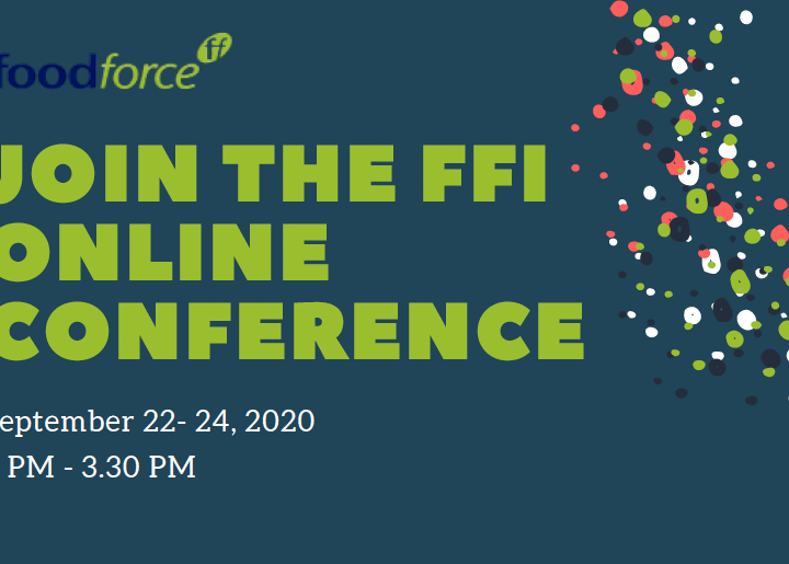 Food Force Ireland annual event goes virtual